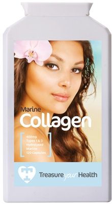 hydrolysed type 1 and 3 marine collagen