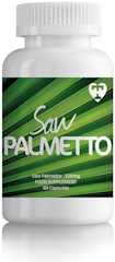 Saw Palmetto 320mg Softgels