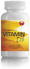 High Strength Vitamin D3